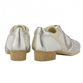 Tangolera Sneakers Woman Sport Sand | TGL-SNK-SWS-sndx4