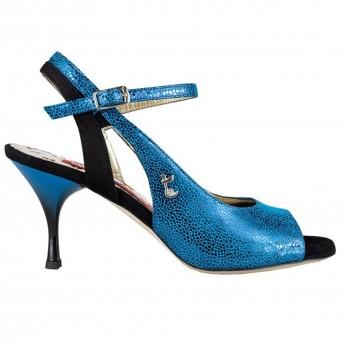 Tangolera A28 Azul Cangiante T7 | TBA28irdx-azblux7