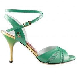 Tangolera A6CL Verde Perlato T8 | TBA6CL-vdpltx8