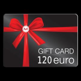 Gift Card €120