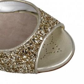 Tangolera Glitter Platinum | TBA1-pltx7