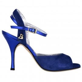 Tangolera Camoscio/Bluette | TBA2c-blux9