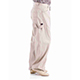 Rossa Spina MT Cargo White Men's Trousers - Model Cargo RSPMTCW-wht-ML white casual tango trousers with front side and back pockets and one ornamental side strap