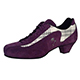 Schizzo Donna - Italian Women Dance Shoes/Sneakers all models from the Donna Collection, various suede/napa (camoscio/nappa) combos, very comfortable 4cm height heels