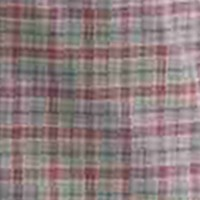 Plaid Brown Gray