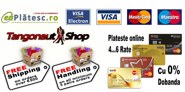 Secure order payments by: PayPal, VISA, MasterCard and Bank Transfers | Free Shipping & Handling on certain conditions | 4-6 instalment payments via certain banks/cards